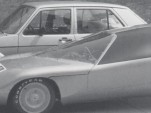 1981 Citroen economy car by Luigi Colani (Image: Colani Design)