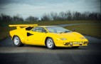 1981 Lamborghini Countach Heads To Auction In England