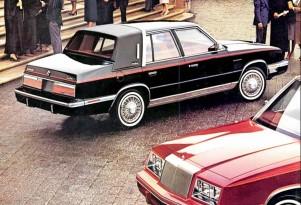 1983 Chrysler E-Class