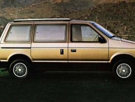 1984 Dodge Caravan