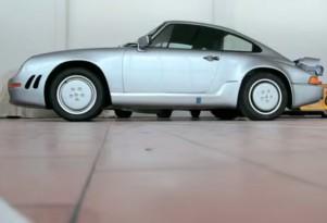 1984 Porsche 911 Aero Concept