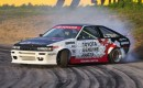 1984 Toyota AE86 drift car