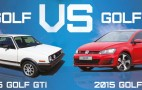 Tale Of The Tape: 1985 GTI Vs. 2015 GTI