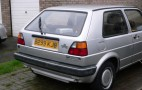 1985 Electric Volkswagen Golf To Return To Factory of its Birth