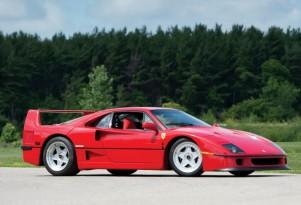 1990 Ferrari F40 (Image: Auctions America)