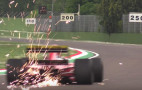 Remember when Formula One cars had screaming V-12s?
