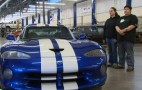 Students Save Prototype Dodge Viper From Crusher