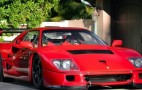 Converted Ferrari F40 LM Mixes Racing Dreams With Street-Legal Reality