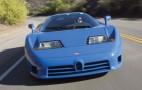 1993 Bugatti EB110 GT Auction Estimate Is Under $1 Million