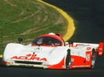 1993 Comptech Racing Spice Acura GTP Lights race car