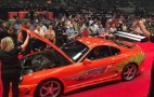 Original Fast And Furious Toyota Supra Sells For $185,000 At Auction