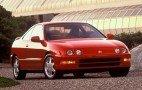 Acura Integra Only Luxury Model To Make Top Ten Most Stolen List