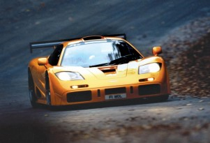 1995 McLaren F1 LM prototype