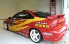 Acura Integra From 'The Fast And The Furious' For Sale On EBay
