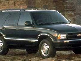 1997 Chevrolet Blazer LT