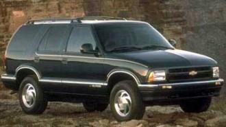 1997 Chevrolet Blazer LT