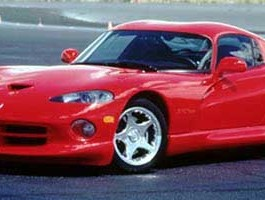 1997 Dodge Viper 