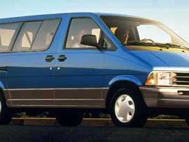 1997 Ford Aerostar Wagon XLT