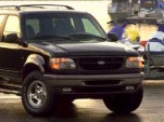 1997 Ford Explorer XL