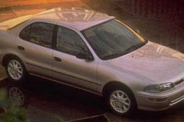 1997 Geo Prizm LSi