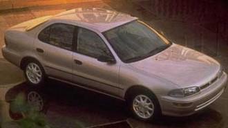 1997 Geo Prizm LSi