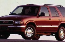 1997 GMC Jimmy SLE