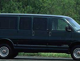 1997 GMC Savana Passenger 