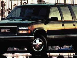 1997 GMC Suburban 