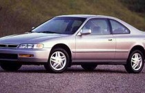 1997 Honda Accord Cpe LX