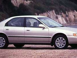 1997 Honda Accord Sdn Value Pkg