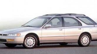 1997 Honda Accord Wgn LX