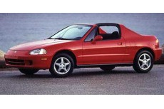 1997 Honda Civic del Sol S