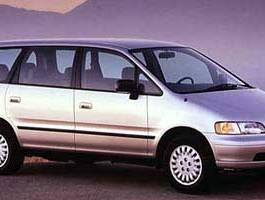 1997 Honda Odyssey LX