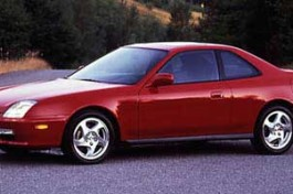 1997 Honda Prelude 