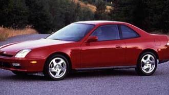 1997 Honda Prelude