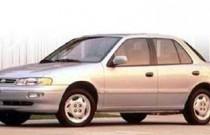 1997 Kia Sephia RS