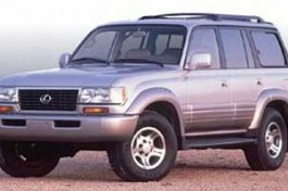1997 Lexus LX 450 Luxury Wagon