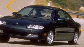 1997 Mazda MX6 Base
