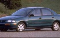 1997 Mazda Protege DX