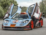 1997 McLaren F1 GTR Longtail - Image via Top Gear magazine