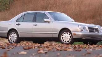1997 Mercedes Benz E Class