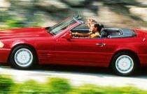 1997 Mercedes Benz SL Class