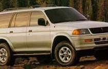 1997 Mitsubishi Montero Sport ES
