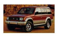 1997 Mitsubishi Montero SR