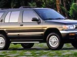 1997 Nissan Pathfinder LE