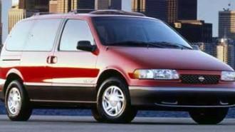 1997 Nissan Quest XE