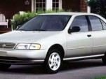 1997 Nissan Sentra GLE