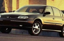 1997 Oldsmobile Cutlass GLS