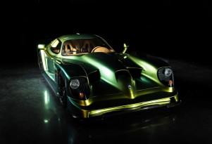 1997 Panoz Esperante GTR-1 Le Mans homologation special
