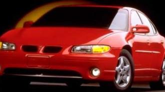 1997 Pontiac Grand Prix GT